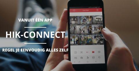 Hik-Connect app